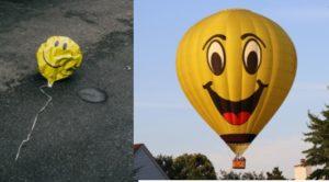 Balloons Yoga Soul