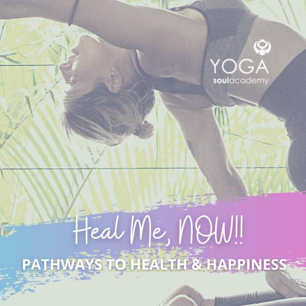 Yoga Soul Academy membership Heal Me