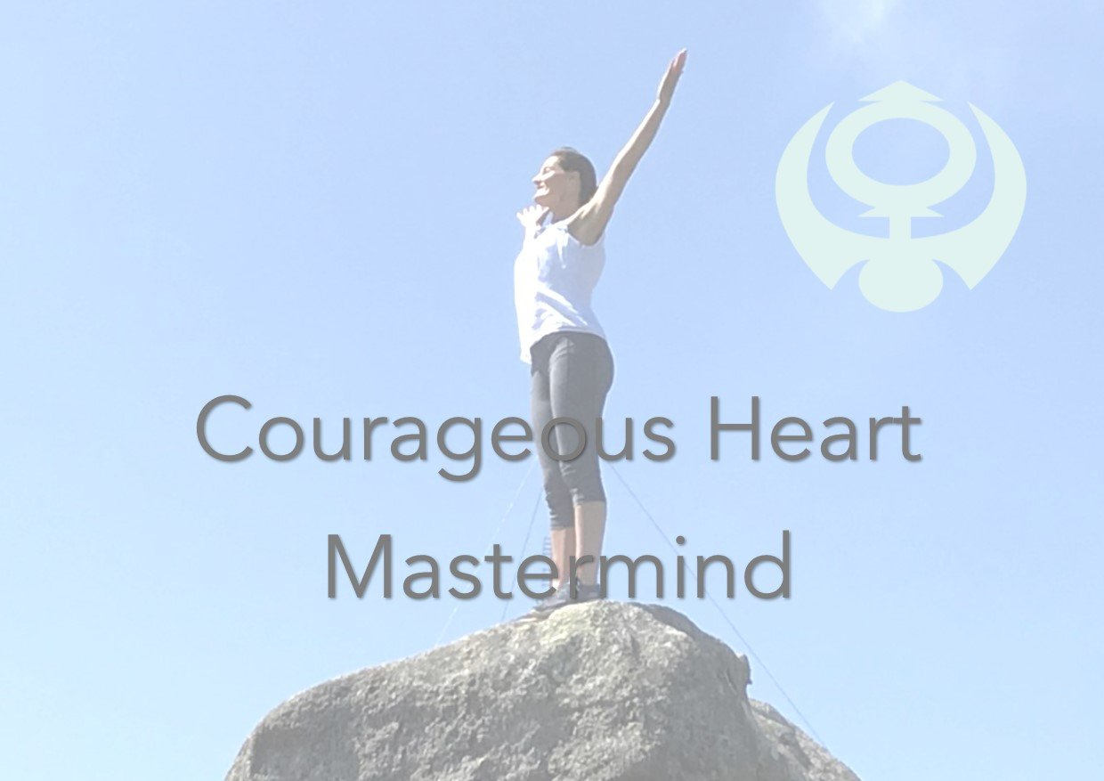 Product Courageous Heart yoga soul