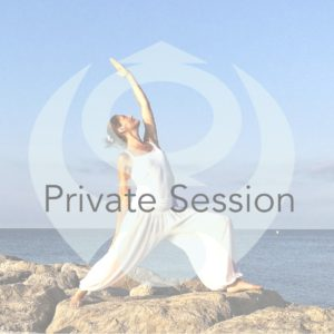 Private session yoga soul