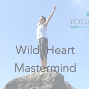 Wild Heart yoga soul product