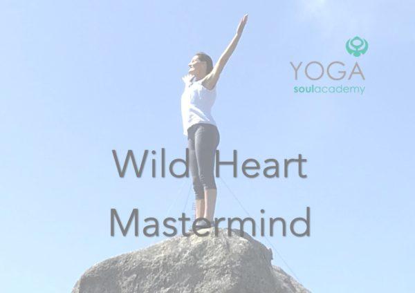 Wild Heart yoga soul product