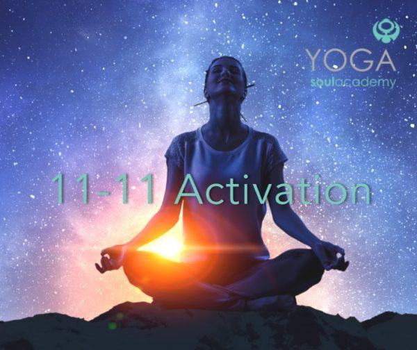 1111 Activation Yoga Soul