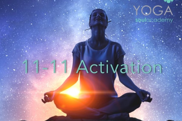 1111 Activation Yoga Soul